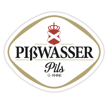 from the Grand Theft Auto games: pisswasser